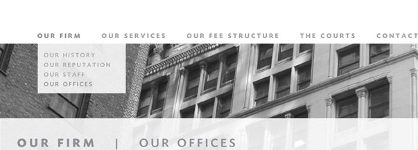 Our Firm: Our Offices