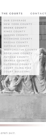 United Lawyers Service | The Courts | Bronx County