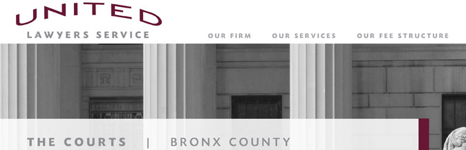 The Courts: Bronx County