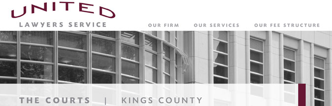 The Courts: Kings County