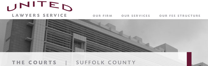 The Courts: Suffolk County